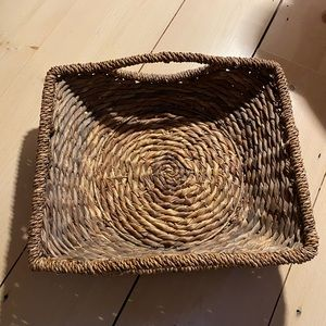 Other - Large woven basket